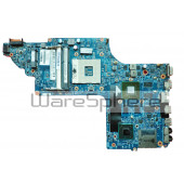 Motherboard for HP DV6-7000 HM77 GT630 1G 682169-001