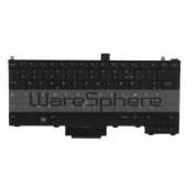 Backlit Keyboard for Dell Latitude E4310 C5882 French