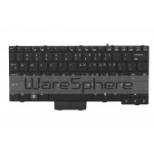 Keyboard Assembly for HP EliteBook 2540P  598790-001 US