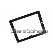 LCD Bezel Case with Glass Assembly of Apple iPad 3 iPad 4