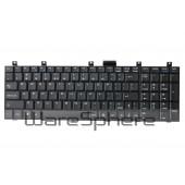 MSI 1656 keyboard black