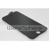 LCD Display and Touch Screen Digitizer of Apple iPhone 5C Black