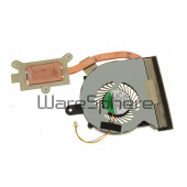 CPU Heatsink and Fan for Dell Inspiron 15 (3558) R9JV6