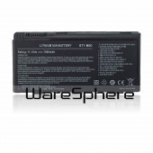 Li-Ion Battery for MSI 7800mAh BTY-M6D Rechargeable  (BTY-M6D)