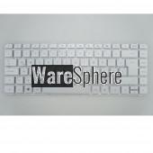 Laptop LA Keyboard for HP DV4-3000 DV4-4000 654484-161 653147-161 V125626BK1 Silver