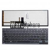 English keyboard For Toshiba satellite R700 U900 U920T U800 U800W U840 Z830 R830 Z935 With Backlit US