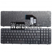 English keyboard For HP for Pavilion g6-2100 G6-2163sr AER36701010 R36 US black with frame