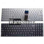 US laptop keyboard for ASUS X551 R513C X551C X551CA black