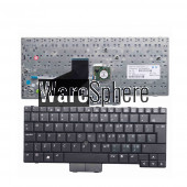English Laptop Keyboard for HP 2530 2530P 2533T New Keyboard black with pointing sticks
