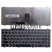 Russian Keyboard for Lenovo IdeaPad Y470 Y470N Y470P Y471 Y471A RU