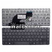 English Laptop Keyboard for HP PROBOOK 640 G1 645 G1 black US layout 738688-001 736653-001 V139426BS1 No Frame