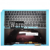 Russian Laptop keyboard for Fujitsu Lifebook E733 E734 E743 E744 RU Backlit
