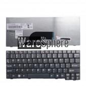 English laptop keyboard US for LENOVO IdeaPad S10-2 25-008466 MP-08F53US-686 V103802AS1 black