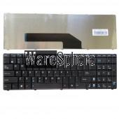 US laptop Keyboard for ASUS Pro66 Pro66IC X5D X5DAB X5DAD X5DAF X5DC X5DID black English
