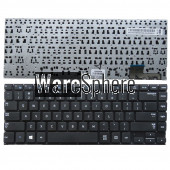 English US laptop keyboard for Samsung NP530U4B 530U4C 535U4C 520U4C 532U4C 535U4B 535U4X BLACK