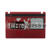 Top Case Assembly of Acer Aspire 5742 Red (AP0IC000120)