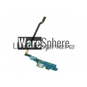 Charging Port Flex Cable W/ Board for Samsung Galaxy S4 i9500
