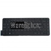 Laptop UK Keyboard for HP Pavilion Split X2 13-M 735645-031 Black