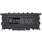 Laptop Kazakhstan Backlit Keyboard for Lenovo ThinkPad X1 Yoga 1st Gen 01AW953 01AW938