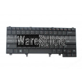 Backlit Keyboard for DELL Latitude E6320 E5420 E6420 CN5HF US