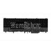 dell latitude E5520 E6520 Precision M4600 M6600 keyboard black ht0d2