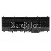 dell latitude E5520 E6520 Precision M4600 M6600 backlit keyboard black r32t3