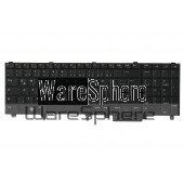 dell latitude E5520 E6520 Precision M4600 M6600 backlit keyboard black h0xjx