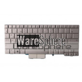 Keyboard for HP Elitebook 2740P Silver MP-09B63SU6442 Russia