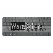 Keyboard for HP Mini 210 V112078AS2 Black US
