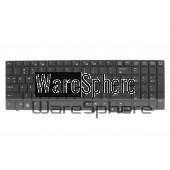 Keyboard for HP ProBook 6555B 609877-001 Black US V103226BS1