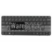 Keyboard for HP Mini 210-2000 55011VG00 Black Japan