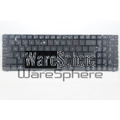 Keyboard For Asus K53 K52 N50 UL50 G60 G60J Black V111462AS1