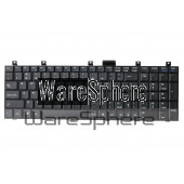MSI 1656 keyboard black