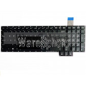Keyboard For Asus G750 G750JH G750JM G750JS G750JW G750JX G750JZ W/O Frame W/O Backlit MP-12R33USJ528W