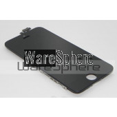 LCD Display and Touch Screen Digitizer for Apple iPhone 5C Black