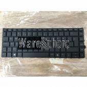 Laptop UK Keyboard for HP ELITEBOOK 840 G7 Black