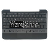 "Upper Case with Keyboard Assembly For Samsung Chromebook XE500C21 12.1""  BA75-03066B FR"
