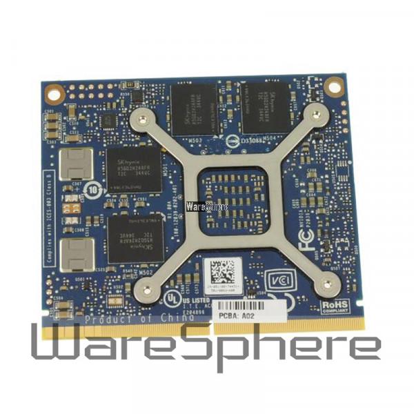 Nvidia Quadro K1100M 2GB Video Graphics Card for Dell Precision M4800 51Y08  051Y08