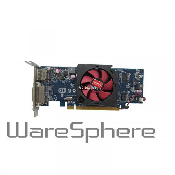 Dell AMD Radeon HD 6450 PCIe 1GB DDR3 Graphics Card 0M0KV6