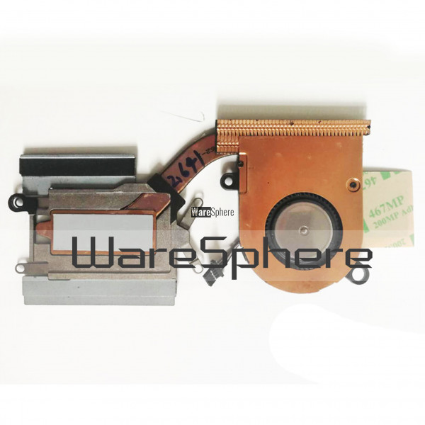 CPU Cooling Heatsink and Fan For Dell Latitude 7390 34T0C 034T0C AT26B001ZAL