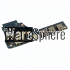 Right-side IO Circuit Board with Audio  USB Ports for  Dell  Precision 17 7710 GMNG8 0GMNG8